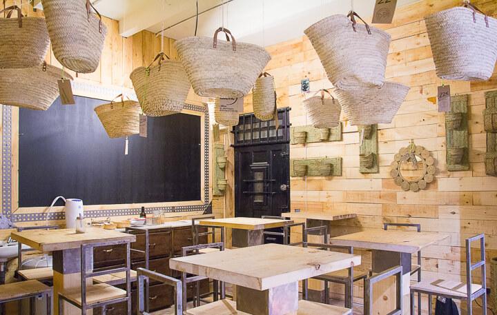 La Huerta de Almeria comida saludable