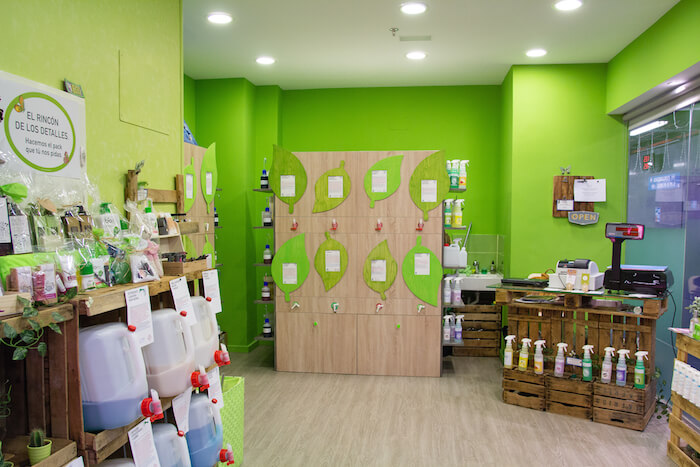 4eco tienda de detergentes biodegradables a granel en for Articulos decoracion originales