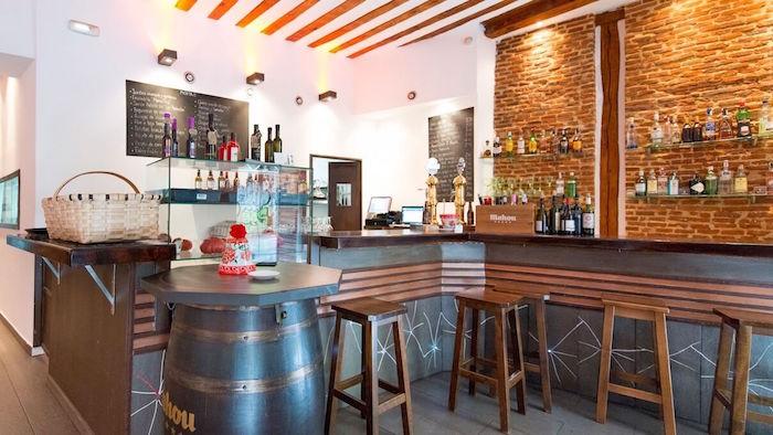 Barras informales de grandes restaurantes en Madrid