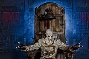 Fotografías realizadas por Emilio Naranjo para El Manicomio de los Horrores.