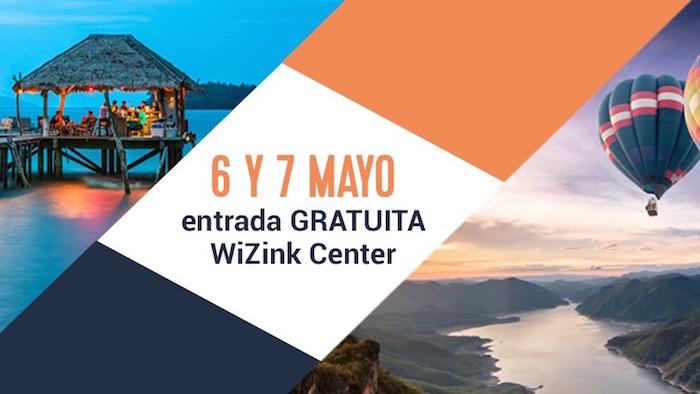 Feria del viaje de madrid en wizink center for Feria del mueble madrid 2017