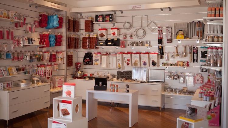 Tienda Food Romance Escuela de cocina Arturo Soria