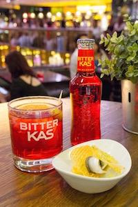 BITTER KAS bebida sin alcohol para el aperitivo