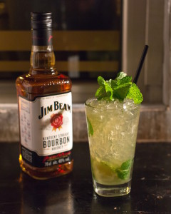 Jim Julep de Jim Beam