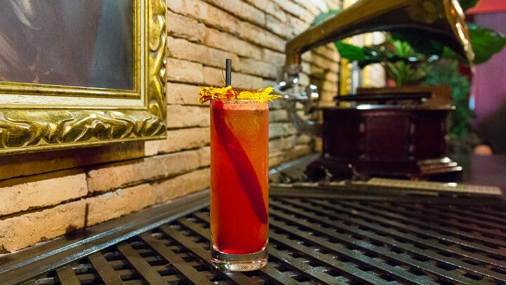 Baton Rouge, una coctelería con sabor a Nueva Orleans