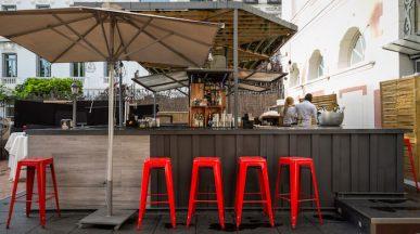 Restaurantes en barrio salamanca archivos for Restaurante casa america terraza