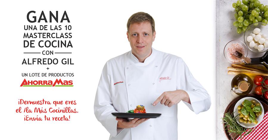 El m s cocinillas participa en el concurso de recetas de for El cocinillas madrid