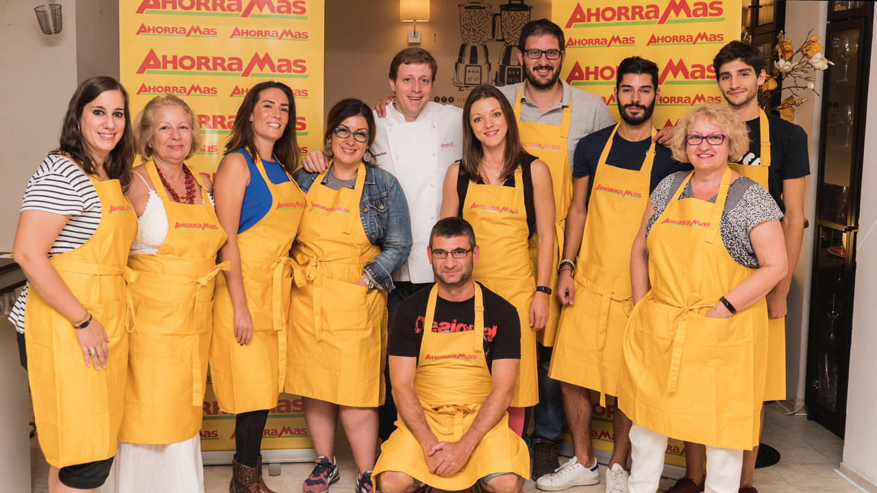 Concurso ser el m s cocinillas tiene premio en ahorramas for El cocinillas madrid