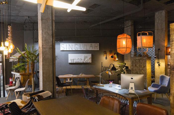 Singular Market | Tienda de diseño e interiorismo industrial en Lavapiés