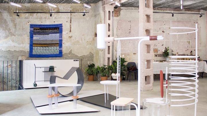 El Experimento, una galería especializada en diseño en Chamberí