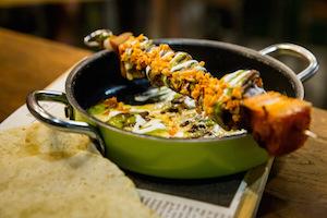 La Gastro Salvaje | Restaurante callejero con fusión mexicana y asiática de estilo callejero en Ponzano