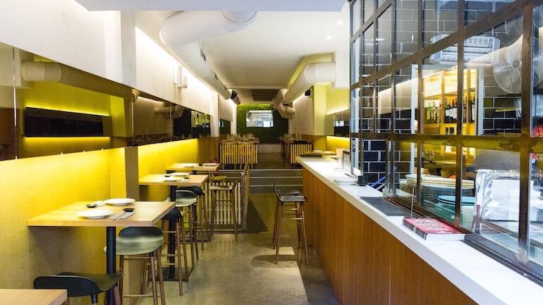 L.A Sushi | Sushi, makis, nigiris fusión en Malasaña y barrio de Salamanca