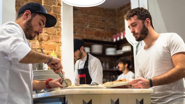 FRATELLI FIGURATO pizzeria en Chamberí