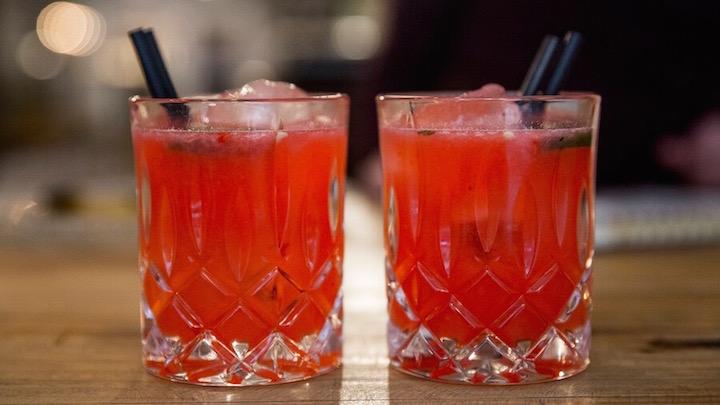7 Craft Bar restaurante y coctelería premium en Malasaña