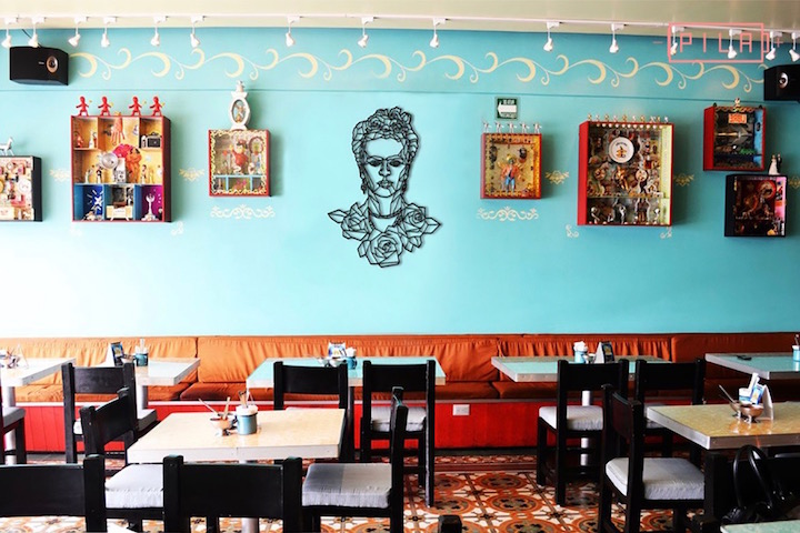 Frida Kahlo pieza decorativa de Pila Store