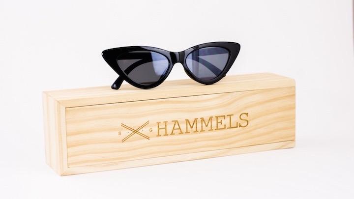 Las míticas gafas Hammels llegan a Mercado de Diseño.