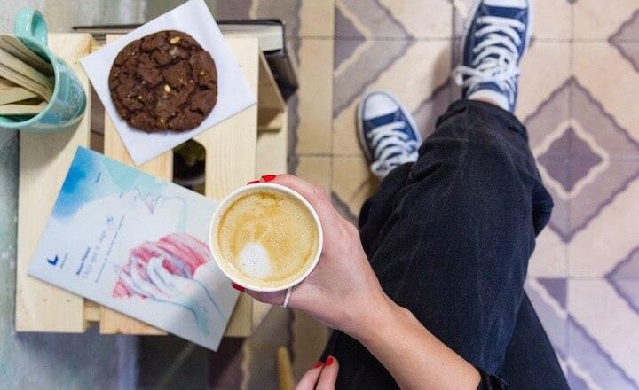La Berlinesa, café y libros en el corazón de Madrid