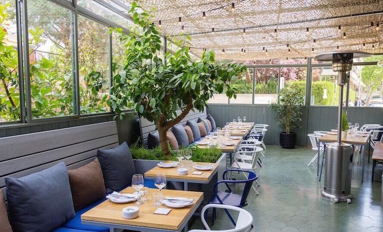 Restaurantes Con Terraza Interior Para Disfrutar El Verano