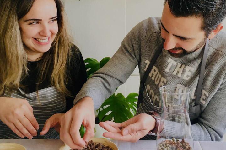 Talleres para los amantes de las plantas en Greenworks Madrid
