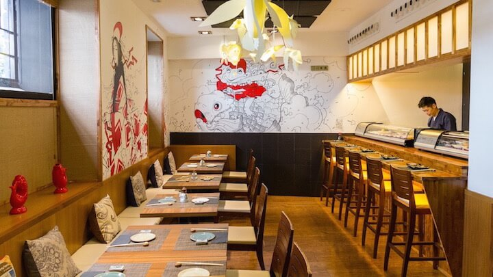IKIGAI cocina japonesa aperturista Madrid