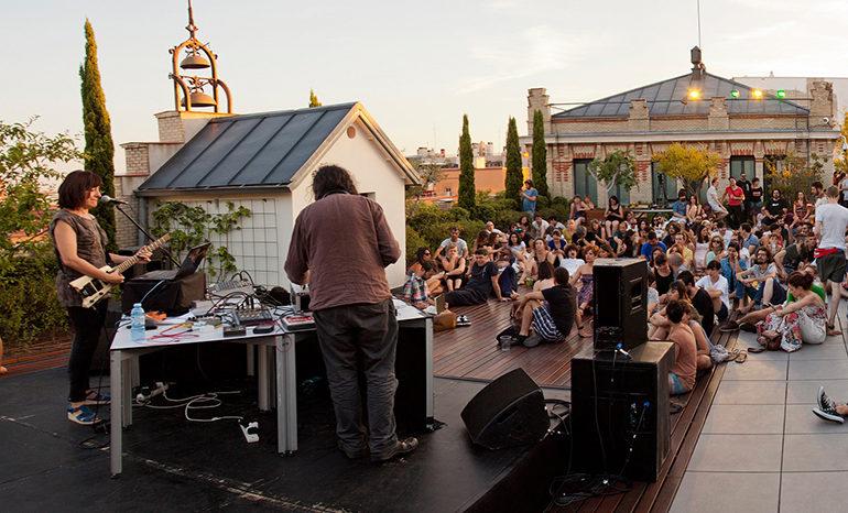 La Terraza Magnética Cine Y Música En La Casa Encendida