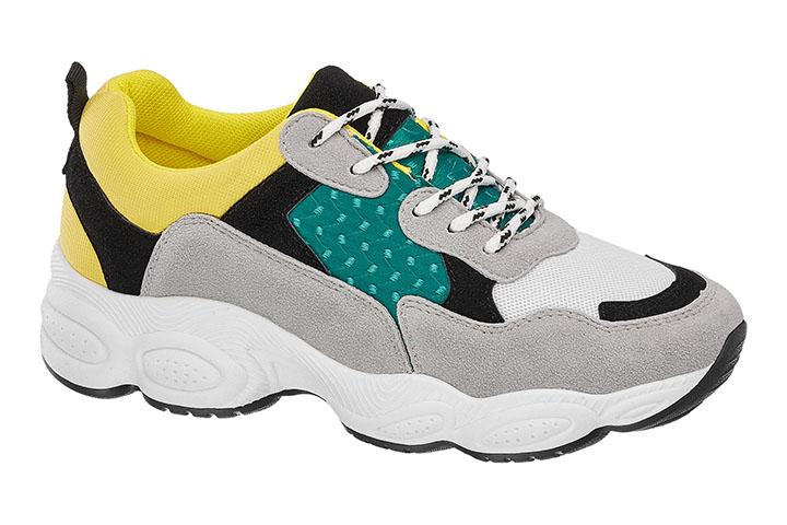 Chunky sneakers Deichmann