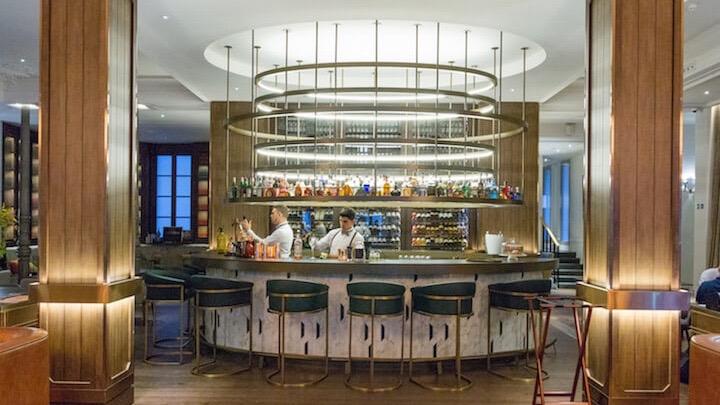 LobByto, cócteles de autor en el hall del Gran Hotel Inglés