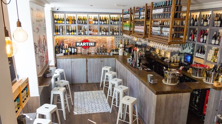 DisTinto, la nueva taberna del Barrio de las Letras | Comer en Madrid