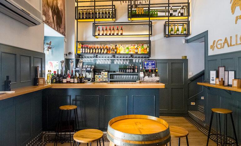 El Gallocanta, taberna de cocina tradicional en el Barrio de las Letras