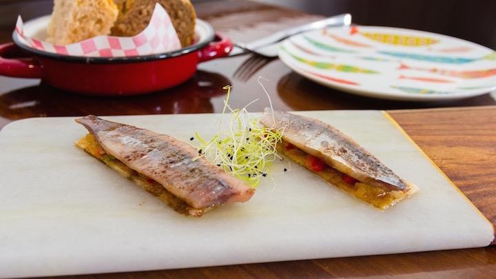 Origen, taberna de cocina de autor cerca de Plaza de España