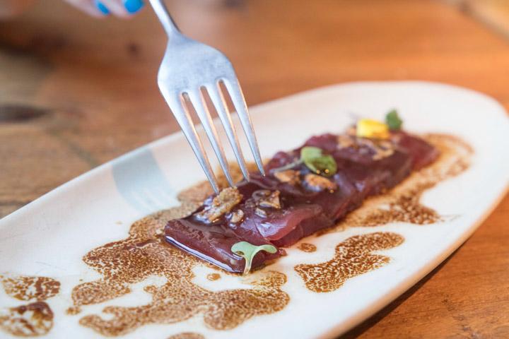 Macarena restaurante andaluz en Arganzuela