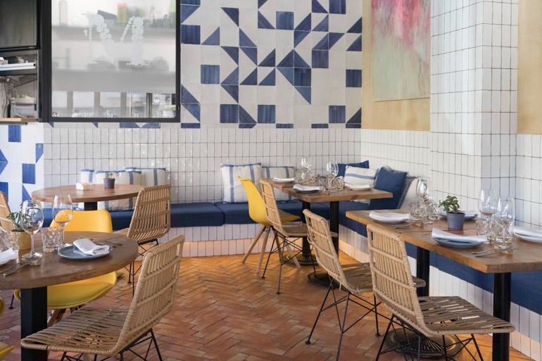 Macarena, restaurante andaluz fusión en Arganzuela