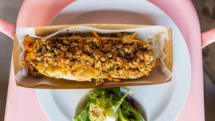 NIBBLE MADRID Nibb caliente Masala chicken