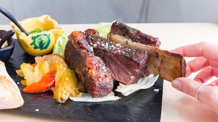 CASA28 carnes premium y buen rollo en Malasaña
