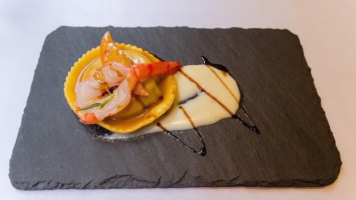 GIOIA cocina italiana creativa en Chueca