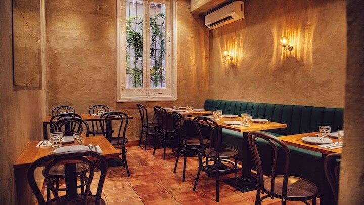 Greta', una taberna de diseño con comida castiza en Malasaña