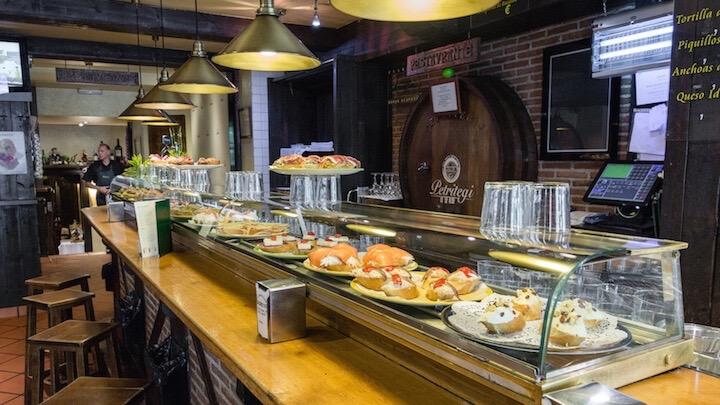 Las barras de pintxos madrileñas que nos acercan al País Vasco