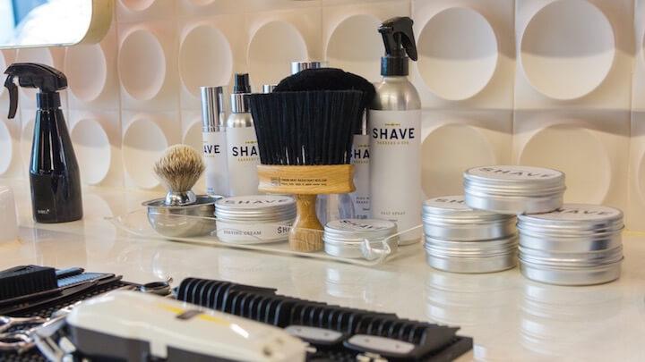 'Shave', barbería y centro de estética para el hombre de hoy