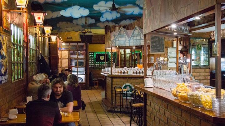 Los mejores locales de Madrid para tomarse una IPA