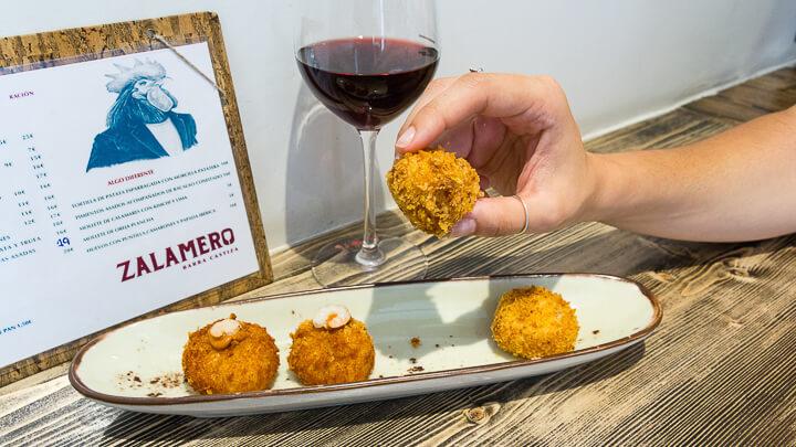 Zalamero Taberna, mucho más que un especialista en vinos