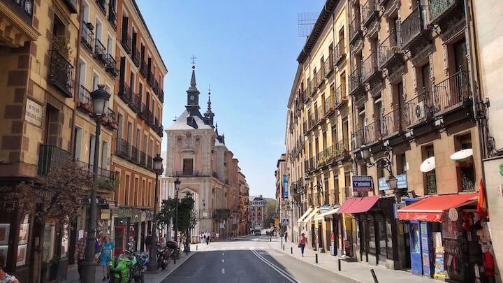 Vive en las calles más emblemáticas de Madrid