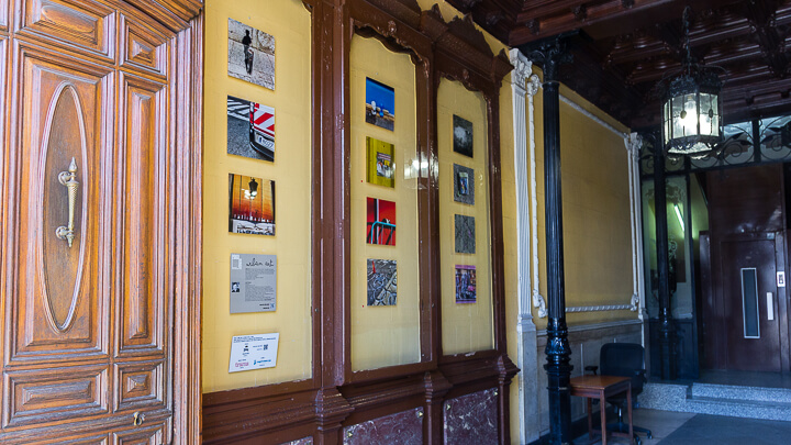 Poko Espacio, la galería fotográfica más pequeña está en la Puerta del Sol