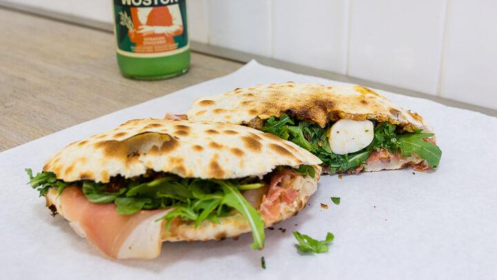 Puccias, los sándwiches italianos que conquistan Chueca