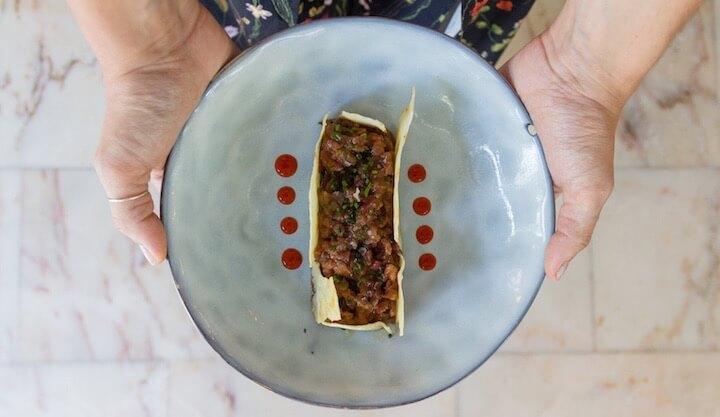 Ultramarín, cocina con conservas premium en Arganzuela