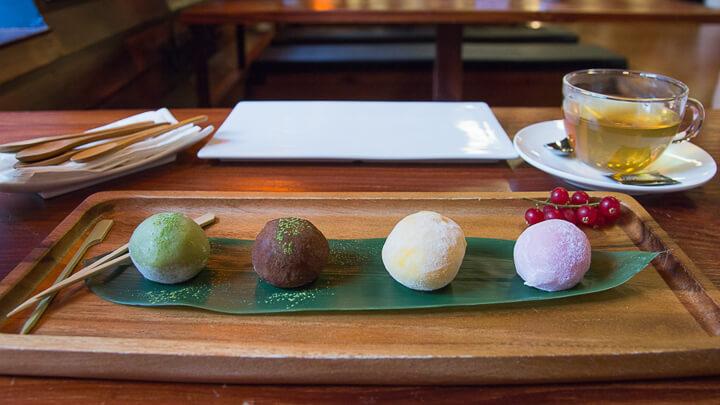 Fluffy Pancakes y otros dulces japos en Panda by Hattori Hanzo
