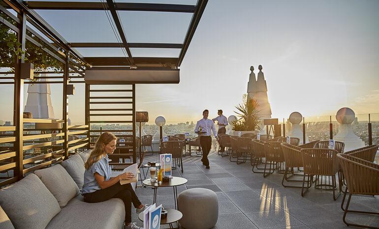 Concurso De Fotografía Hotel Riu Plaza De España Madrid