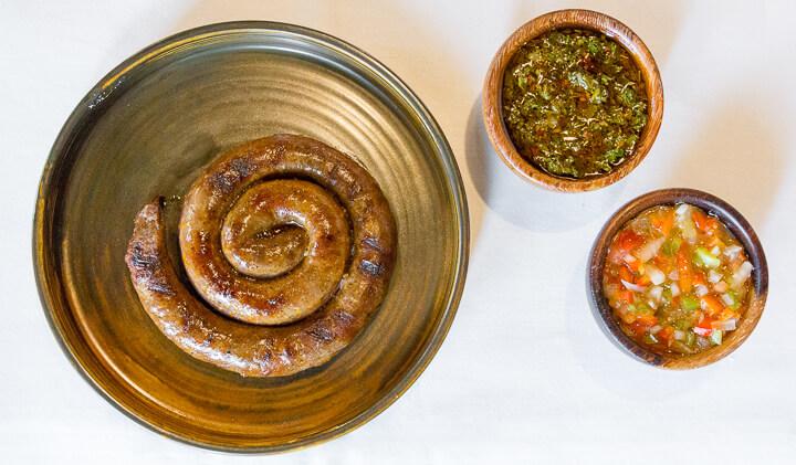 Piantao, carne argentina a la brasa y mucha pasión en Arganzuela