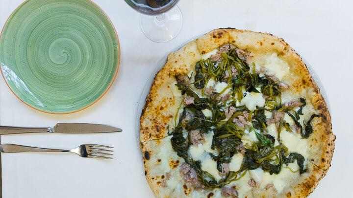 LUNA ROSSA el italiano especializado en cocina napolitana