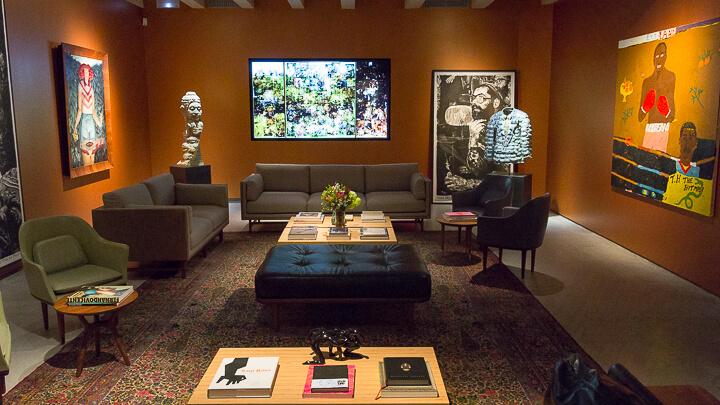 ESPACIO SOLO un espacio brutal dedicado al arte contemporáneo