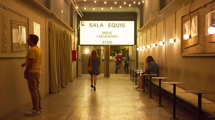 VALERIA Sala Equis